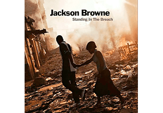 Jackson Browne - Standing In The Breach [CD]