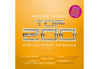 VARIOUS - House Top 200 Vol.7 - (CD)