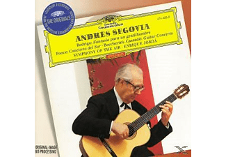 Andrés Segovia - Andres Segovia Plays - (CD)