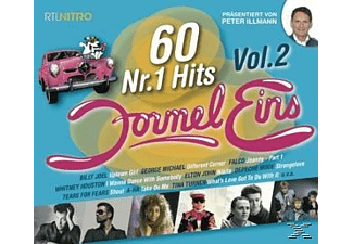 Various - Formel Eins 60 Nr.1 Hits - Vol.2 [CD]