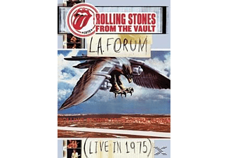 The Rolling Stones - From The Vault-L.A.Forum-Live In 1975 [DVD]