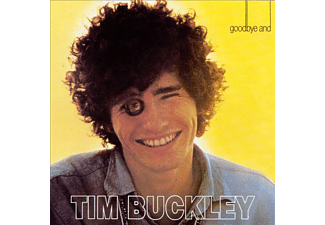 Tim Buckley - Goodbye and Hello (CD)