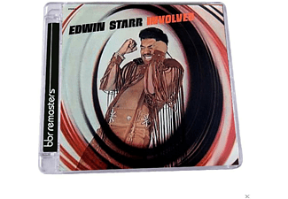 Edwin Starr - Involved (Remastered+Expanded Edition) - (CD)