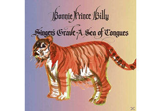 "Bonnie ""prince"" Billy - Singer's Grave A Sea Of Tongues [CD]"