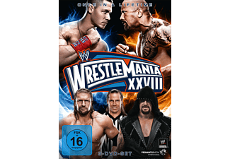 Wrestlemania 28 [DVD]