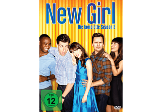 New Girl - Staffel 3 [DVD]