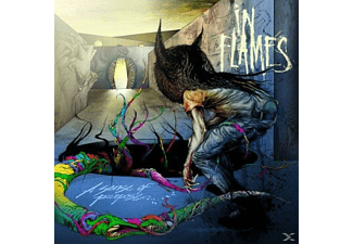 In Flames - A Sense Of Purpose (Re-Issue 2014) Special Edt. [CD]