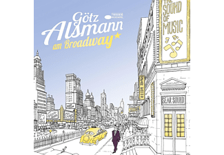 Götz Alsmann - Am Broadway (Day Edition) - (CD)