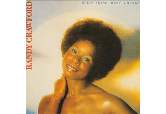 Randy Crawford - Everything Must Change (CD)