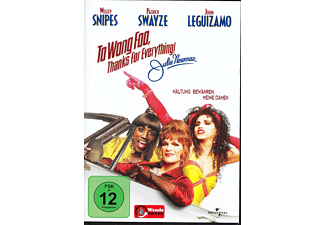 To Wong Foo, Thanks for Everything! Julie Newmar - (DVD)