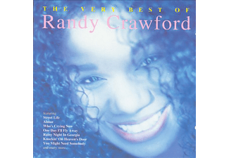 Randy Crawford - The Very Best of Randy Crawford (CD)