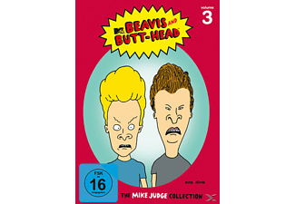 Beavis and Butt-Head - The Mike Judge Collection - Vol. 3 - (DVD)