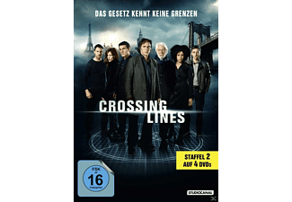 Crossing Lines - Staffel 2 [DVD]
