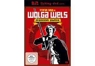 WOLGA WELS - EIN RUSSISCHES ROADMOVIE [DVD]