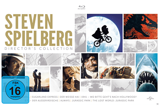 Steven Spielberg Director's Collection [Blu-ray]