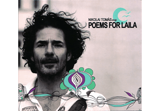 Nikolai Tomas - Sings Poems For Laila [CD]