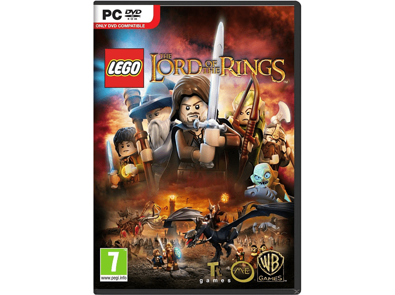 LEGO Lord of the Rings PC gaming   offline pc παιχνίδια pc computing   tablets   offline παιχνίδια pc gami