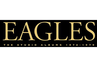 Eagles - The Studio Albums 1972-1979 (CD)