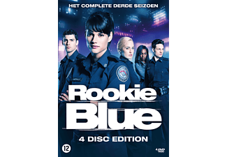 Rookie Blue - Seizoen 3 | DVD
