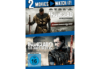 IRONCLAD 1/IRONCLAD 2 [DVD]