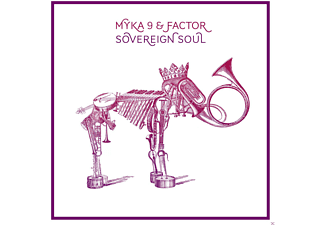 Myka 9 & Factor - Sovereign Soul [CD]