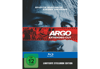 Argo (Steelbook) [Blu-ray]