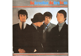 The Kinks - Kinda Kinks - (CD)