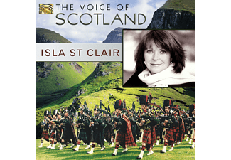Isla St Clair - The Voice Of Scotland [CD]