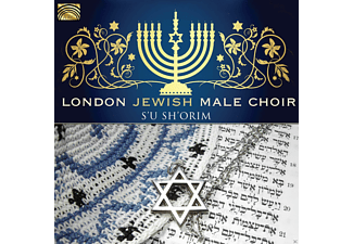 London Jewish Male Choir - S'u Sh'orim [CD]