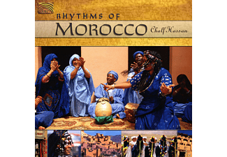 Chalf Hassan - Rhythms Of Morocco [CD]