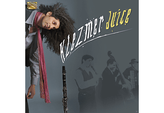 Klezmer Juice - Klezmer Juice [CD]