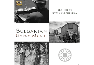 Ibro Lolov Gypsy Orchestra - Bulgarian Gypsy Music [CD]