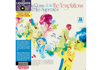 Diana Ross, The Supremes - Join The Temptations - Ltd Vinyl Replica - (CD)