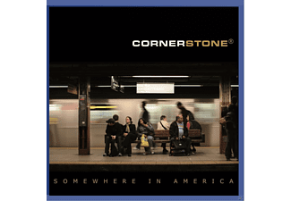 Cornerstone - Somewhere In America [CD]