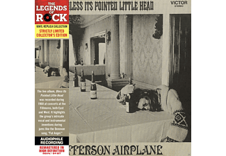Jefferson Airplane - Bless Ist Pointed Little Head - LTD Vinyl 24 Bit Rep - (CD)