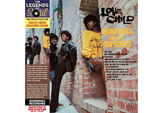 Diana Ross, The Supremes - Love Child-Ltd Vinyl Replica [CD]