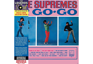 The Supremes - Supremes A Go Go- Limited Vinyl Replica - (CD)