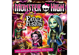 Monster High - Original Hörspiel zum Film-Fatale Fusion - (CD)
