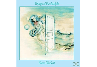 Steve Hackett - Voyage Of The Acolyte - (CD)