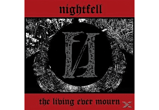 Nightfell - The Living Ever Mourn - (Vinyl)