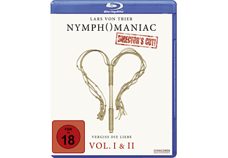 Nymphomaniac Vol. I & II [Blu-ray]
