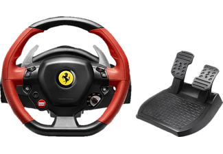 thrustmaster ferrari 458 spider inkl 2 pedalset xbox. Black Bedroom Furniture Sets. Home Design Ideas