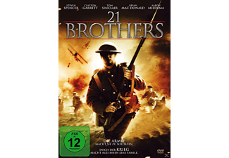 21 Brothers - (DVD)