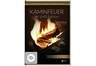 Kaminfeuer - UHD Edition - (DVD)