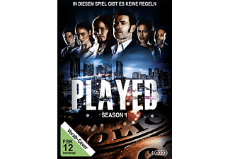 Played - Staffel 1 [DVD]