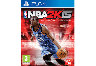 ARAL NBA 2K15 PlayStation 4