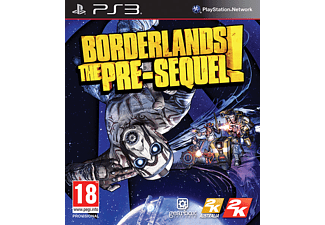 ARAL Borderlands: The Pre-Sequel PlayStation 3