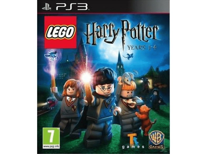 LEGO Harry Potter: Years 1-4 PlayStation 3 gaming games ps3 games