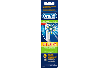 ORAL-B Cross Action (3+1 stuks)