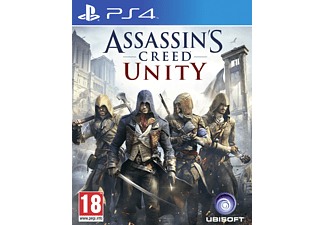 Assassins Creed: Unity PS4